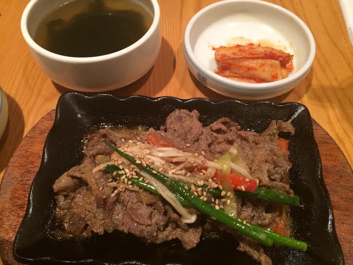 韓国料理-4